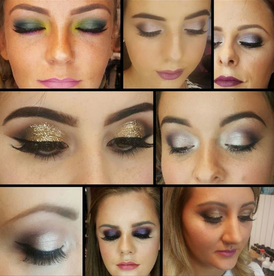 Make up artist images