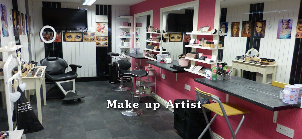Hairzone Makeup Artist